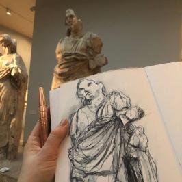 Maussollos at Halicarnass, British Museum