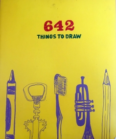642 Things to Draw by Nicola Ries Taggart.