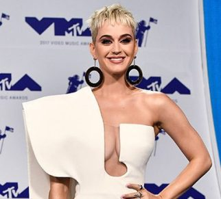 Katy Perry, 2017 VMA awards. Image courtesy www.rouge18.com